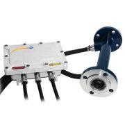 PCE Instruments MWM 220 - Band Moisture Measurement Sensor Liquid Materials (Pipe Installation)