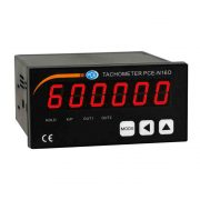 PCE Instruments N16O - Industrial Tachometer with LED Display
