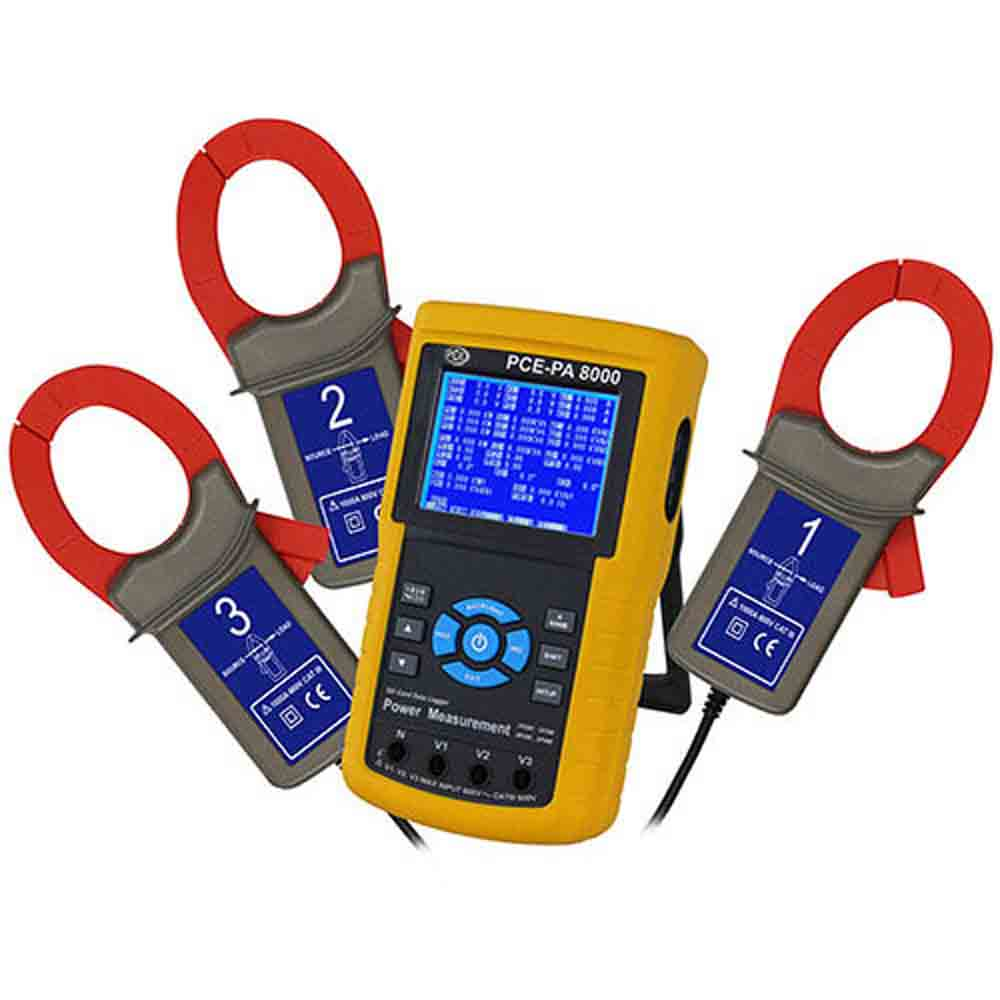 PCE_Clamp Meter_PA 8000_1
