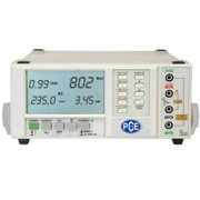 PCE Instruments PA6000 - Tabletop Power Meter