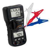 PCE Instruments PI 10 - AC/DC 600V Digital Multimeter