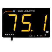 PCE Instruments SLM 10 - Wall-mounted Sound Level Meter 30  to 130 dB(A)