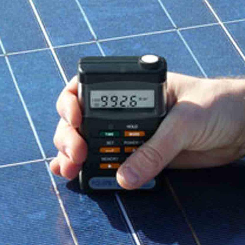 PCE_Solar Power Meter_SPM 1_2 - Solar Power Meter 0 to 2000 W/m²