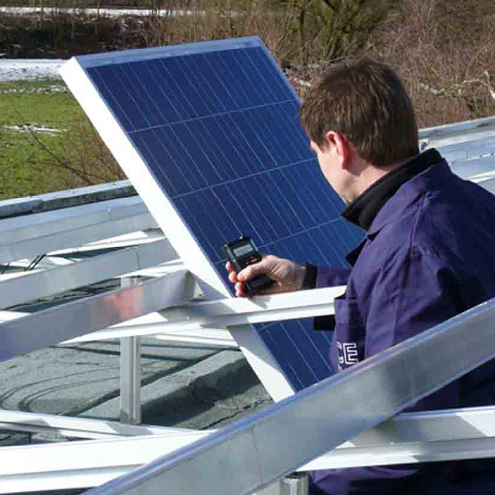 PCE_Solar Power Meter_SPM 1_3 - Solar Power Meter 0 to 2000 W/m²