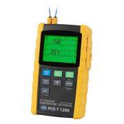 PCE Instruments T 1200 - Multi-Channel Temperature Datalogger