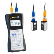 PCE Instruments TDS 100HS - Ultrasonic Flow Meter 32 m/s, 105 ft/s