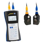 PCE Instruments TDS 100H - Handheld Clamp-on Ultrasonic Flow Meter 32 m/s, 105 ft/s