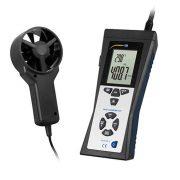 PCE Instruments VA 11 - Air and Temperature Meter
