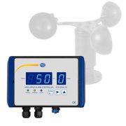 PCE Instruments WSAC 50-320 - Air Flow Meter / Wind Warning Device