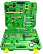 tekiro TK-130MT - Mechanics Tool Set  Combination of 1/4″ – 3/8″ 130pcs