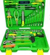 tekiro TK-60MT - Mechanics Tool Set Combination of 1/4″ – 3/8″  60pcs