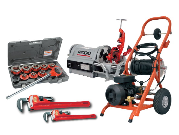 Pipe and Tubing Tools