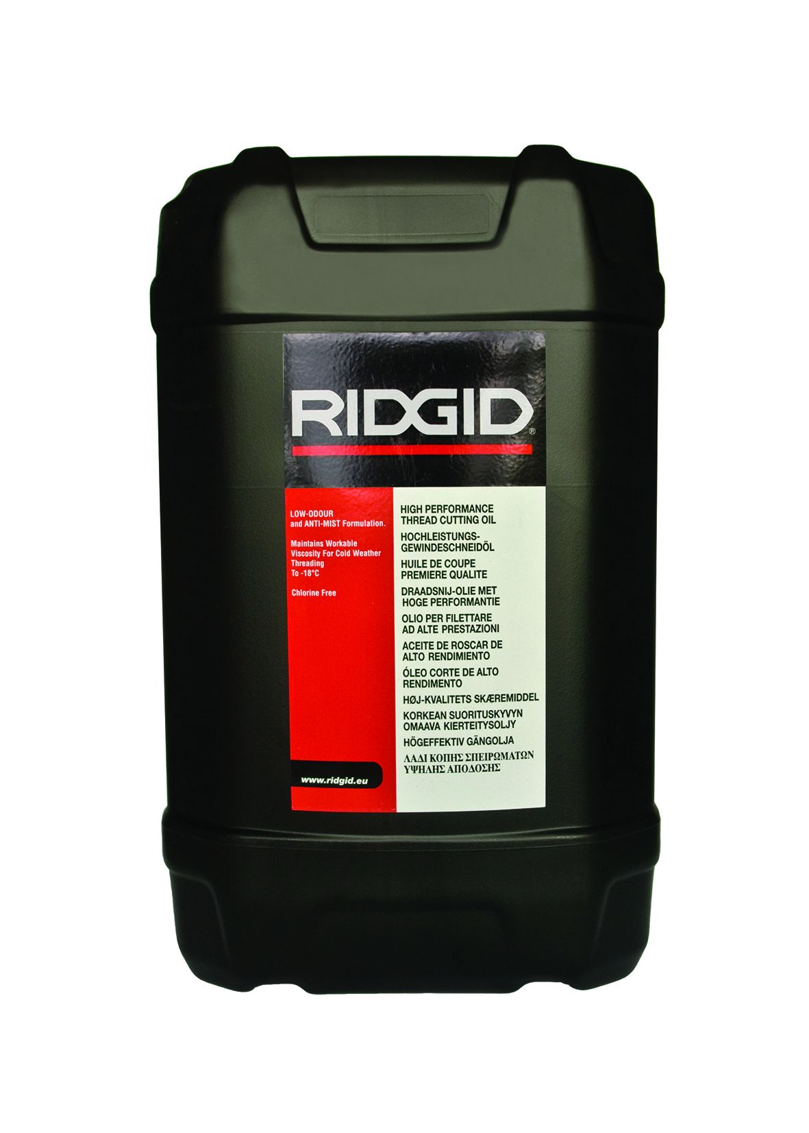 RIDGID 11531 - Thread Cutting Oil  25 Litre