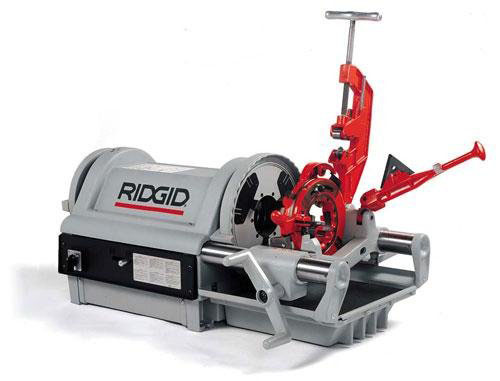 RIDGID 26097 - 1224 Threading Machine Npt 240v
