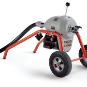 RIDGID 27597/K1500B - K-1500B Sectional Drain Cleaner w/cable 2 – 8 in 230v