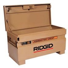 RIDGID 28031 - 4824 JobMaster Chests; 48in 158lbs 48 x 24 x 29 in