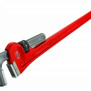 RIDGID 31045 - Heavy Duty Pipe Wrench  60-inch