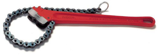 RIDGID 31320 - Heavy Duty Chain Wrenches 2-1/2-inch