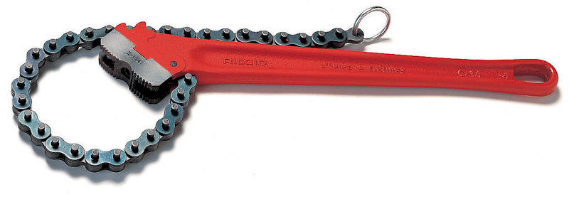 Heavy Duty Chain Wrenches 2-inch