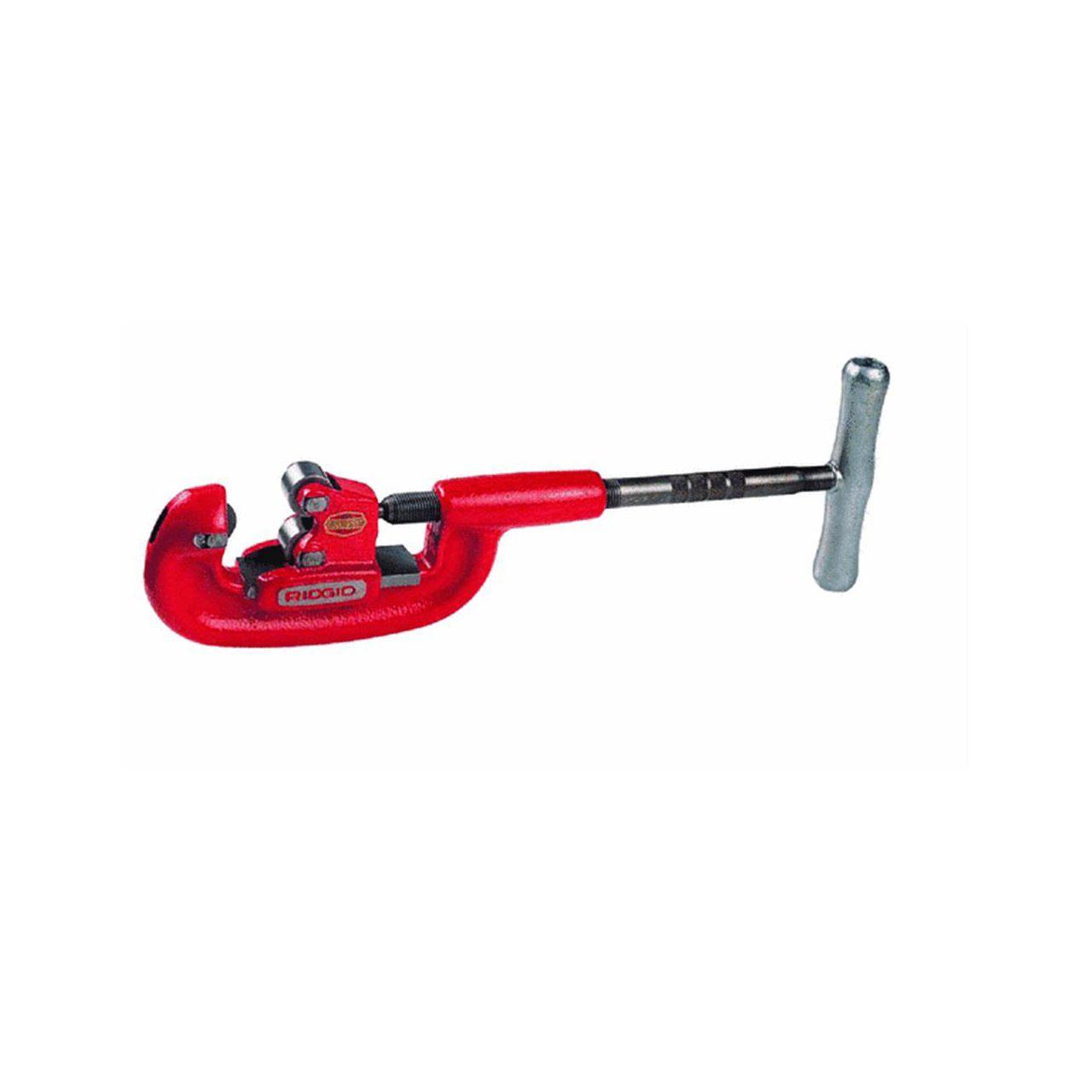 RIDGID 32825 - 3 Wheel Heavy Duty Pipe Cutter; Cap: 1/8 to 2in