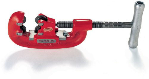 RIDGID 32870 - Heavy Duty 4 Wheel Pipe Cutter; Cap: 3/4 to 2in