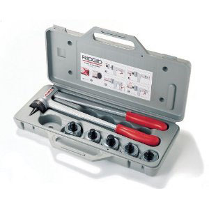 RIDGID 34152 - Tube Expander Set Kit with 3/8 – 1
