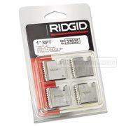 RIDGID 37835 - Pipe Die Set Npt – 1inch