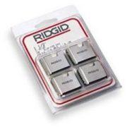 RIDGID 37870 - Pipe Die Set HSS Npt – 2inch