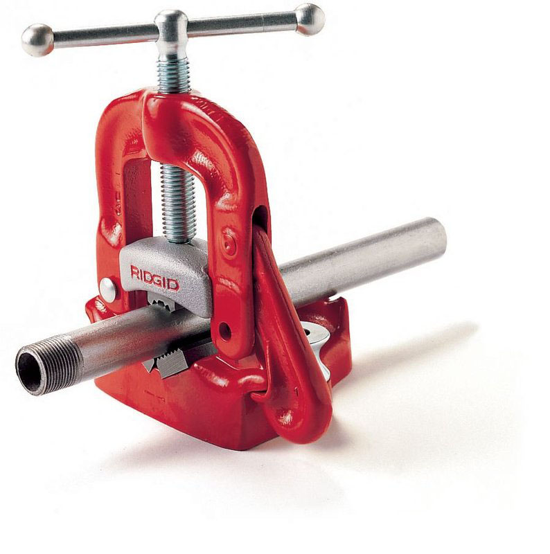 RIDGID 40080 - Bench Yoke Vise; Cap: 1/8 to 2-inch