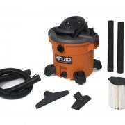 RIDGID 31658 - Wet/Dry Vacuum 4 Gallon  230v