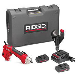 RIDGID 43618-RE60 - RE-60  Battery Powered Hydraulic Tool – Cutting Only Kit