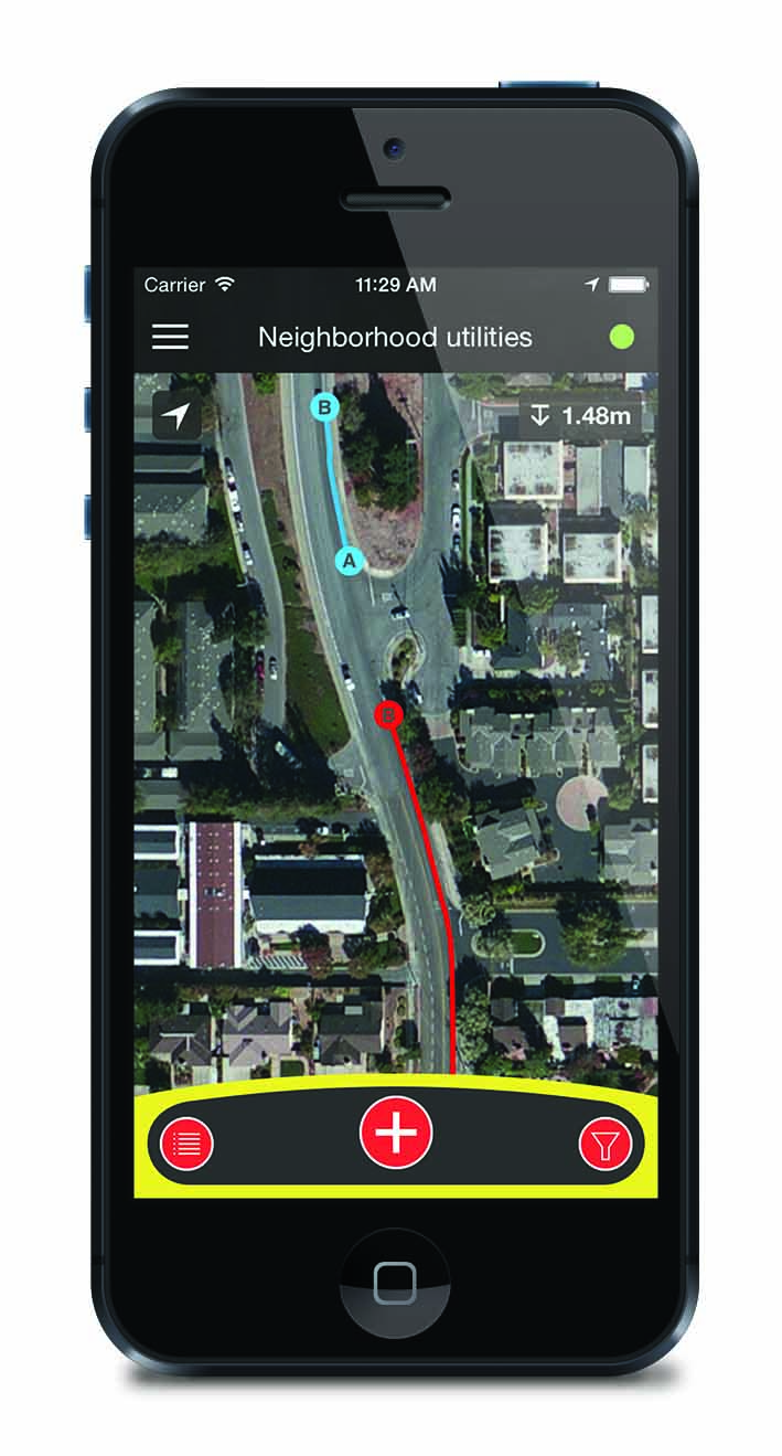 RIDGID 44473-SR24 - SR-24 Underground Utility Locator w/ Bluetooth & GPS  Upto 35 kHz