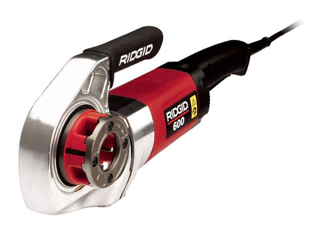 RIDGID 44878 - 600-I Handheld Threading Machine Bspt – 1/2 to 1-1/4inch