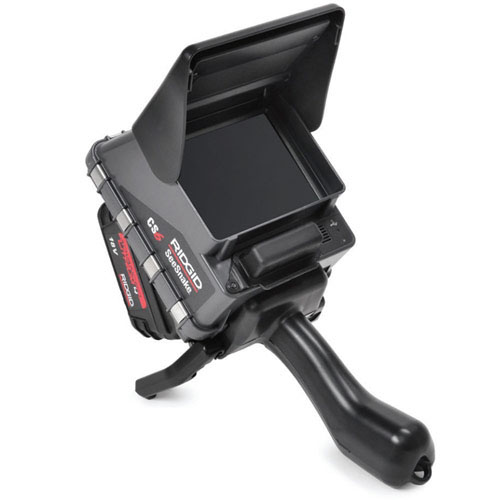 RIDGID 45138/CS6 - CS6 Digital Recording Monitor