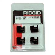 RIDGID 45868 - Pipe Die Set Bspt – 3/4inch