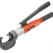 RIDGID 51698-RE130M - RE 130-M Hydraulic Crimping Tool with Cu DIN Die Set