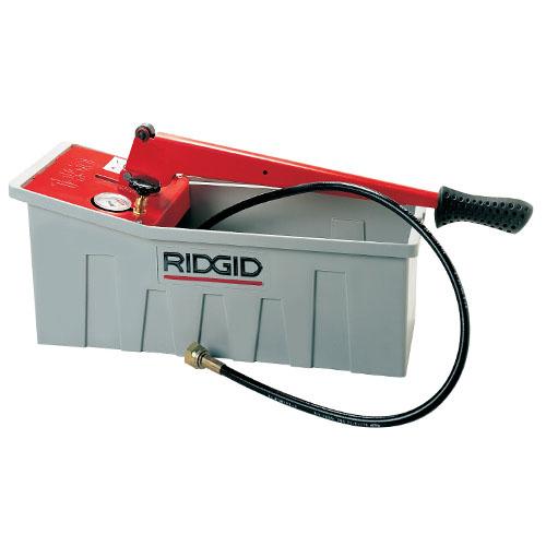 RIDGID 50072 - Pressure Test Pump 50 Bar 725 Ps