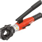 RIDGID 53128-RE60MLR - RE 60-MLR Compact Hydraulic Crimping Tool & Case with 16-300mm2 dies