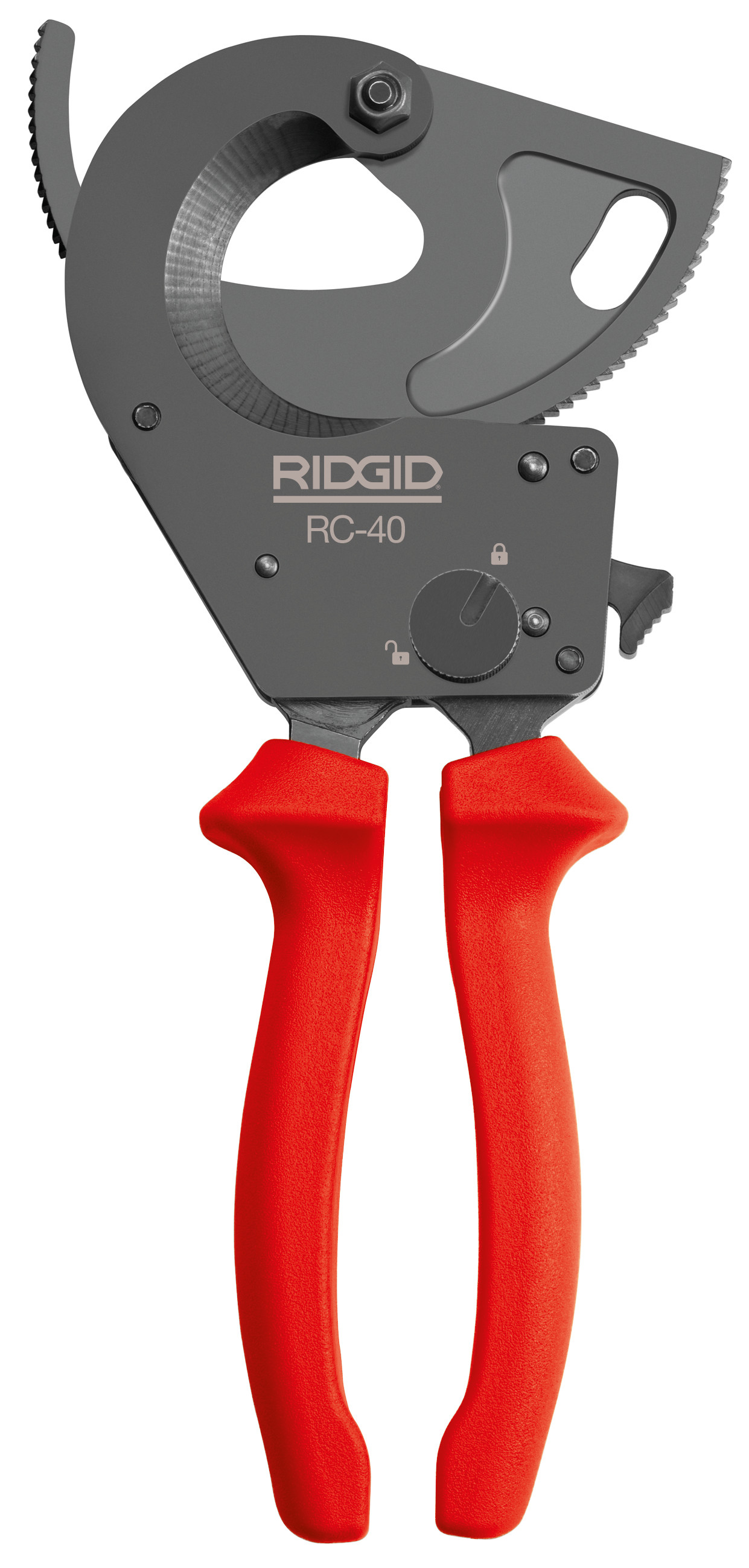 RIDGID 54288-RC40 - RC-40 Manual Ratchet Action Cable Cutter 40mm
