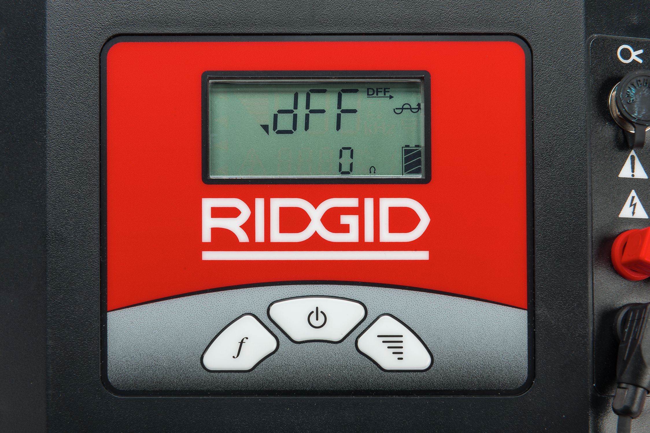 RIDGID 56613 A-Frame Underground Cable Fault Locator and Receiver