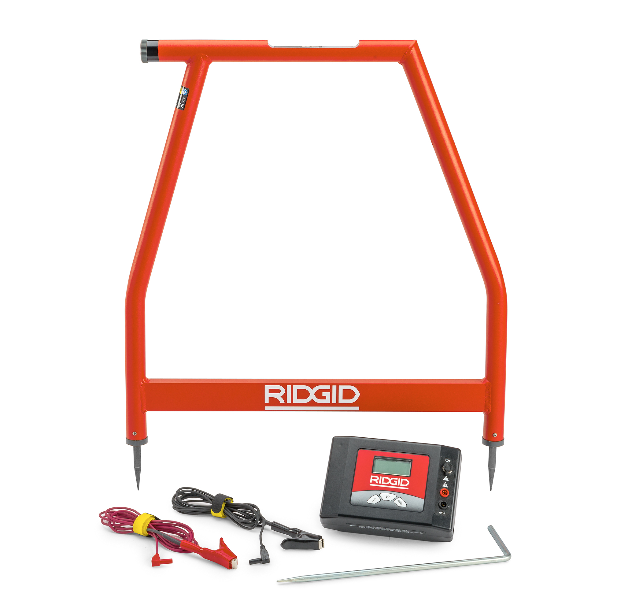 RIDGID 56613 - A-Frame Underground Cable Fault Locator and Receiver