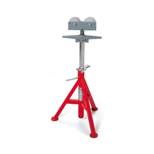 RIDGID 56667 - RJ-98 Roller Head Low Pipe Stand
