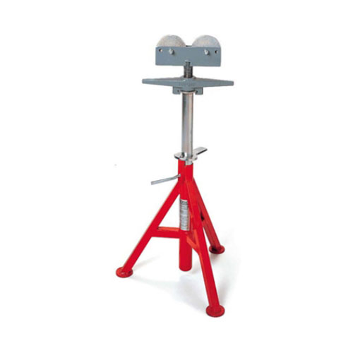 RIDGID 56672 - RJ-99 Roller Head High Pipe Stand