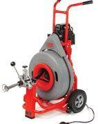RIDGID 61522-K7500 - K-7500 Drum Drain Cleaner 3 – 10 in 220v