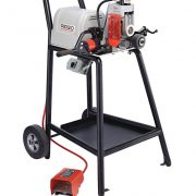 RIDGID 65902 - 918-I Complete Roll Groover With Stand 230V