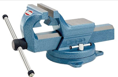 RIDGID 66992 - F-50 Bench Vice 5in