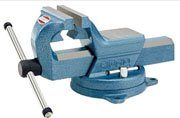 IRWIN 66992 - F-50 Bench Vice 5in