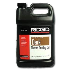 RIDGID 70830 - Thread Cutting Oil Dark –  1 Gal/3.78L