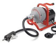 RIDGID 71732 - K-40AF Sink Drain Cleaner 3/4 – 2-1/2in 230v