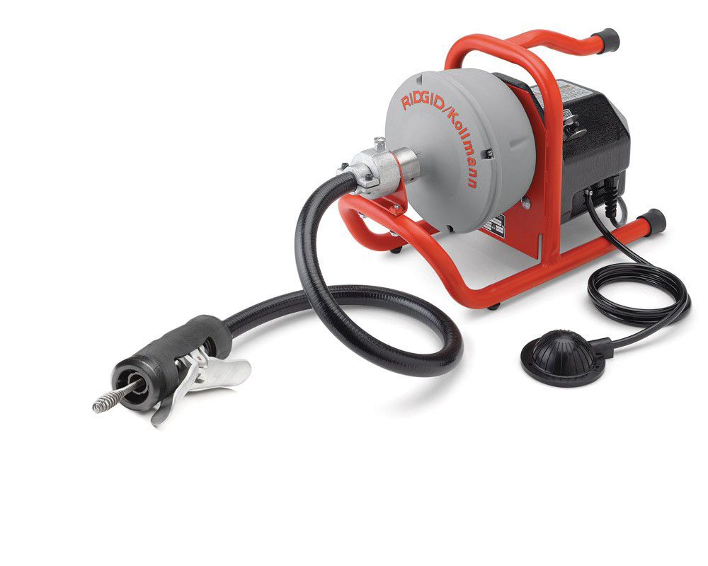 RIDGID 71732 - K-40AF Sink Drain Cleaner 3/4 – 2-1/2in 230v